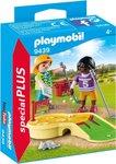 PLAYMOBIL Kinderen met minigolf - 9439