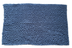 Red Hart -Badmat Melissa - Blauw - 50x80cm