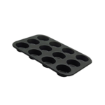 Zenker 12-Muffin Bakvorm - Zwart