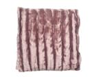 Sierkussenhoes Marjolijn - Set van 2 - Kortharig - Bruin - 45x45cm