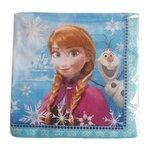 30 Disney Frozen servetten - 2 laags