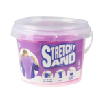 Stretchy Sand - Paars - 500 gram