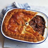 Jamie Oliver Taartvorm bakvorm met bakborstel en Pie Funnel-3