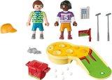 PLAYMOBIL Kinderen met minigolf - 9439-2