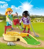PLAYMOBIL Kinderen met minigolf - 9439-3