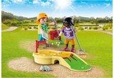 PLAYMOBIL Kinderen met minigolf - 9439-4