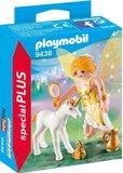 PLAYMOBIL Zonnefee met eenhoornveulen - 9438