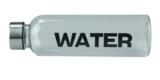 Red Hart - Waterfles met tekst
