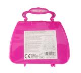 Kinder Make-up beautycase - Multicolor - Kunststof - 15 x 15 x 4,5