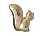Beeld Eekhoorn SAM - Goud - 11 cm