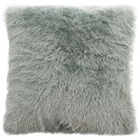 Sierkussenhoes MANON - Grijs - Polyester - 45 x 45 cm