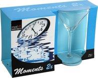 Royal Leerdam Moments cocktailglazen - Transparant - 26 cl - Set van 2