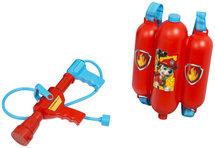Paw Patrol waterpistool ruzgak - Rood - Plastic