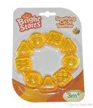Bijtring Bright Starts - Teethe around - Oranje