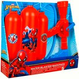 Spiderman waterpistool ruzgak - Rood - Kunststof