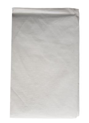 Tafelkleed SAMIR - Wit - Polyethylene - 140 x 180 cm