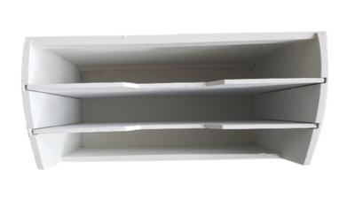 Sorteerbak tbv brieven & tijdschriften KRELIS - MDF - 24.5 x 11.5 x 18.5 cm