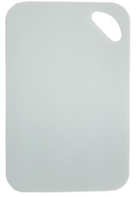Snijplankset KARIM - Groen / Grijs / Zwart - Kunststof - 29 x 19 x 0.2 cm - 3 delig