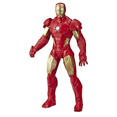 Iron man - actie figuur - Marvel - Avengers - 24 cm