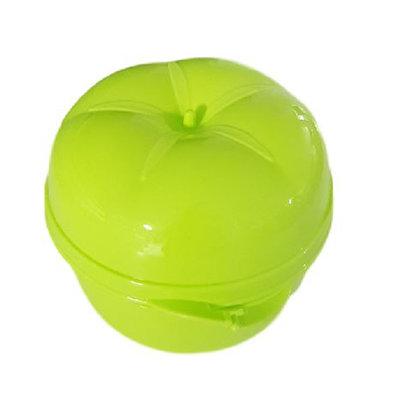 Appelbox EDDY - opbergbox - Groen -  Ø 11  x h 8 cm