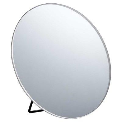 Ronde spiegel JEROEN - Zilver - Ø 15 cm