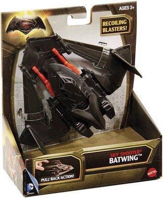 Mattel Batwing Batman - Zwart - Kunststof