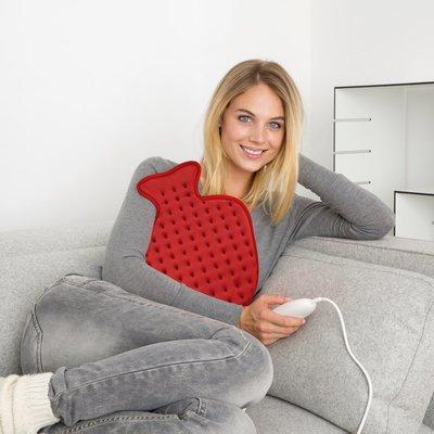Inventum Elektrische warmte pad HNK153 - Rood - 50 x 30 cm - 100 W