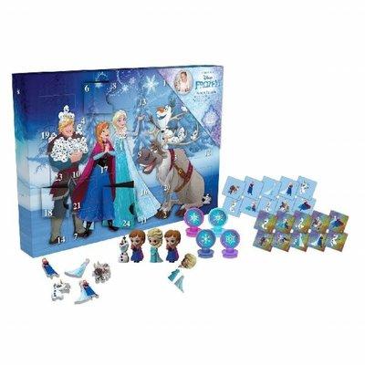 Frozen Advent kalender - Multicolor - Karton / Kunststof