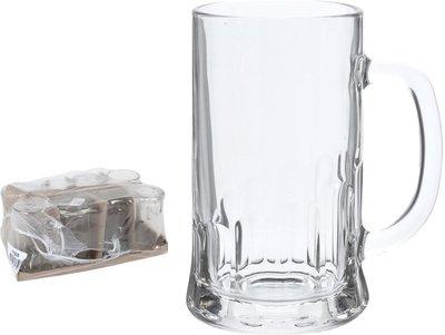 Bierpul - Transparant - Glas - set van 2