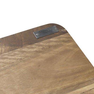 Cosy & Trendy Snijplank - Bruin - Acacia - Rechthoek - 32 x 22 x 1.5 cm