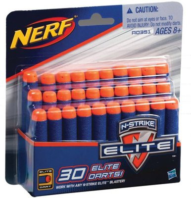Nerf N-Strike Elite Refill - Set van 30