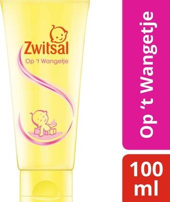 Zwitsal Op 'T Wangetje Gezichtscrème - Geel - 100 ml