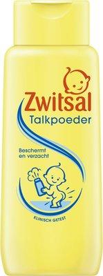 Zwitsal Talkpoeder - Geel - 100 g