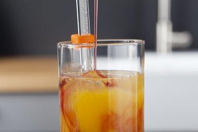 Vacu Vin cocktail recept sticks - Multicolor - Kunststof - set van 6