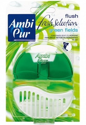 Ambi Pur Toiletblok -  Tea Tree - 55 ml