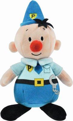 Bumba Politie agent - Blauw - 20 cm - Knuffel