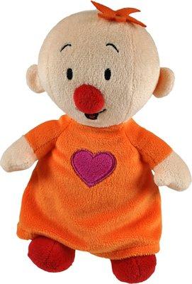 Bumba Bambilu - Oranje / Rood - 20 cm - Knuffel