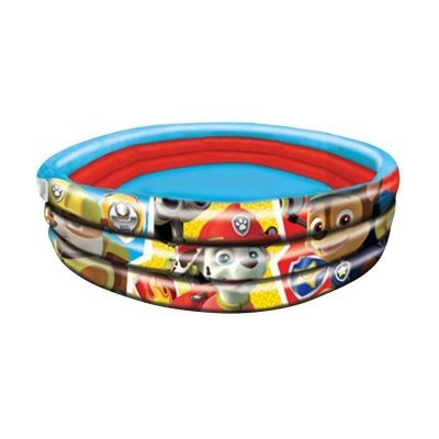 Paw Patrol Zwembad 3 Rings - Multicolor - Kunststof - 100 x 30 cm