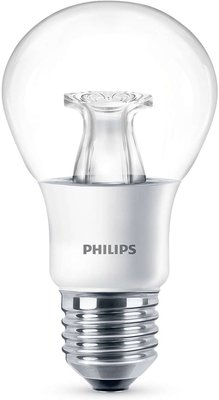Philips Lamp 6W (40W) E27 - Warme gloed - WarmGlow - Dimbaar