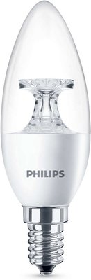 Philips E14 led-lamp kaars helder 4W (25W) - A+