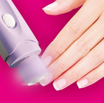 My Mani Manicureset - Manicure- en Pedicureapparaat - Paars
