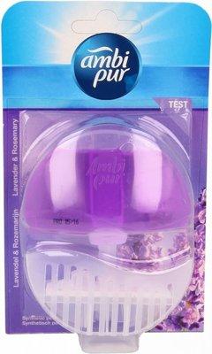 Ambi Pur Toiletblok - Paars - Lavender - 55 ml