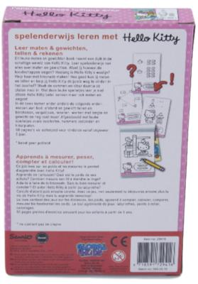 Hello Kitty - Maten & Gewichten - Spelenderwijs leren