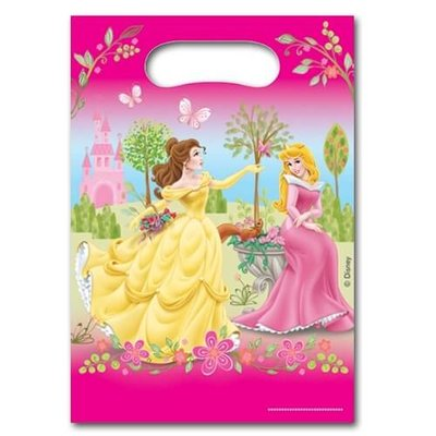 Disney Princess uitdeelzakjes - 15 stuks
