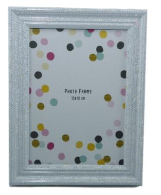Fotolijst - Multicolor - Glitter - 13x18cm