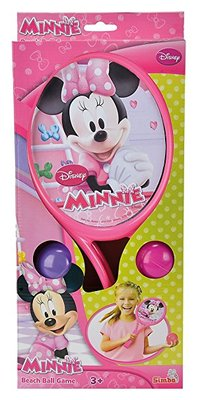 Disney Minnie Beach Ball Game - Roze