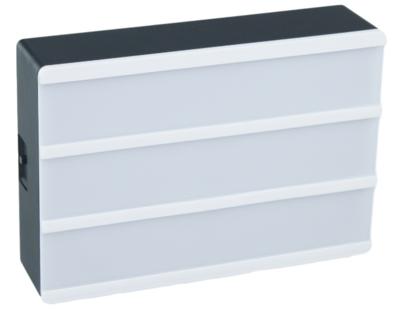 Lightbox / letterbox XS - A6 - Zwart