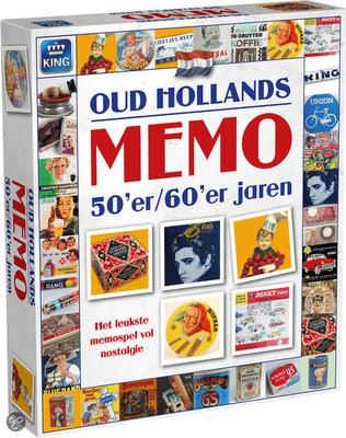Oud Hollands Memo - 50'er / 60'er jaren