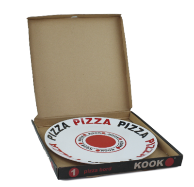 KOOK Pizzabord - Baked with Love