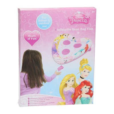 Disney Princess opblaasbaar gooizakjesspel - Beanbag Toss Game